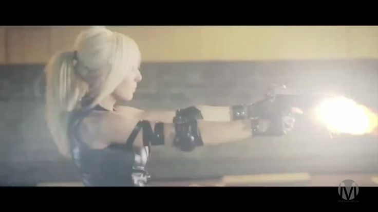 Web Series Today: Jessica Nigri - Sonya Blade Cosplay