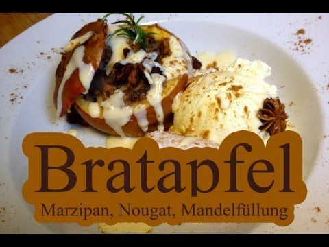 Bratapfel - klassisch & mal anders