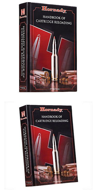 Manuals and Instruction Material 111293: Hornady Books 99239 Hornady Handbook 9Th Edition - Reloading Manual BUY IT NOW ONLY: $42.04