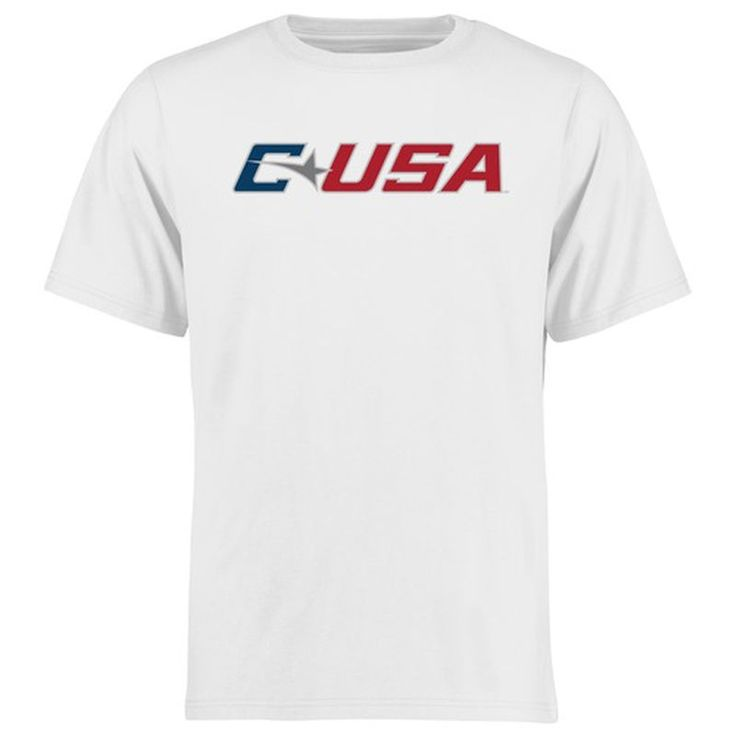 Conference USA Logo T-Shirt - White