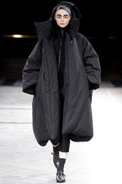 2014 F/W Paris요지 야마모토 (Yohji Yamamoto)