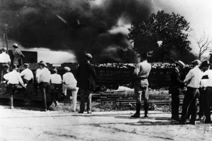 tulsa race riot of 1921 essay The 1921 tulsa race riot was the country's bloodiest civil disturbance of the century thirty city blocks were burned to the ground, perhaps 150 died, and the.