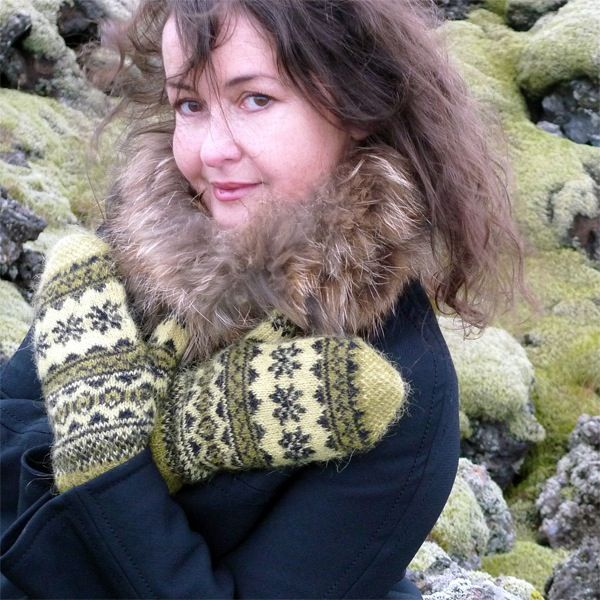 Mosi « Tricoteuse d'Islande