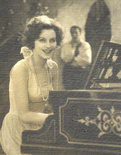 Greta Garbo,1920s