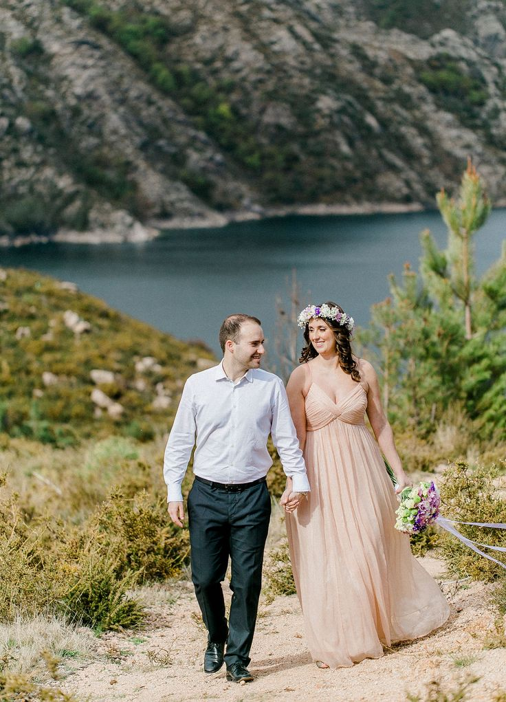 História inspiradora Wedding photography by 135milimetros