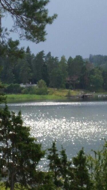 Before the rain #Brønnøya #Asker #Norway