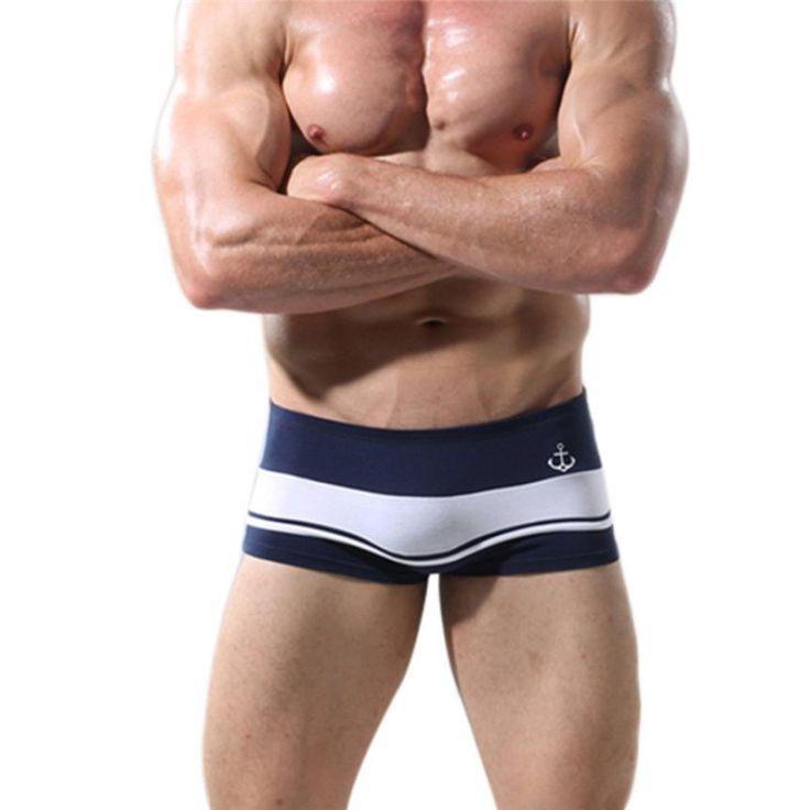 Mens Tight Cotton Striped Briefs - Athletic Workout Underwear  #mens #menschristmassweater #hhdfashion #gayboy #mensaccessories #accessories #belts #gay #mensbelts #mensfashion