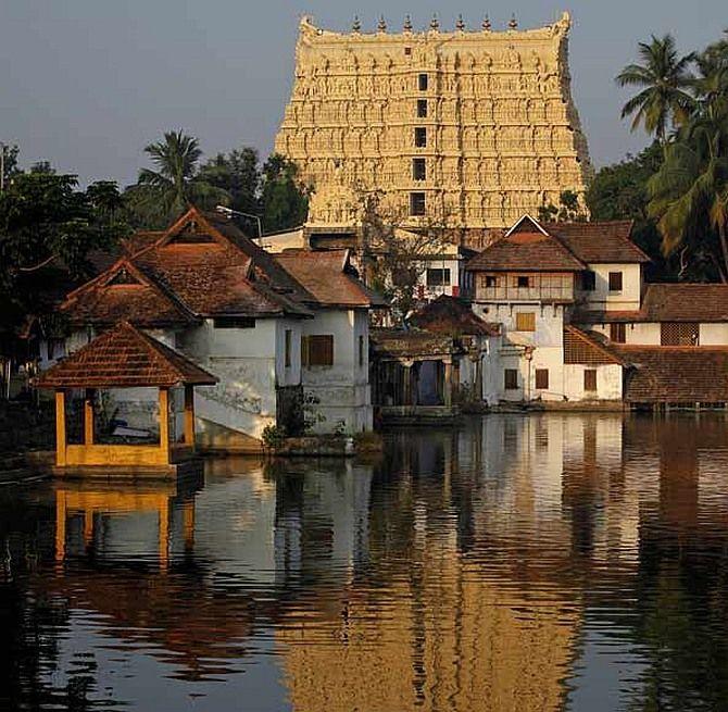 Sree Padmanabhaswamy temple wealth being stolen but How ?