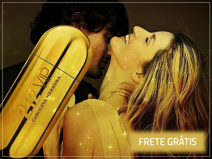 Perfume 212 vip 80ml Feminino Eau de Parfum Carolina Herrera - Perfumes Importados Gi - Compre Agora com Frete Grátis
