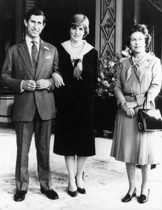 22a901e9b803f Königin Elisabeth II.  Das war ihre größte Sorge nach Dianas Tod ...