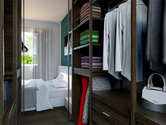Oltre 25 fantastiche idee su soluzioni per armadio su pinterest piccoli armadi organizzare - Soluzioni per cabine armadio ...