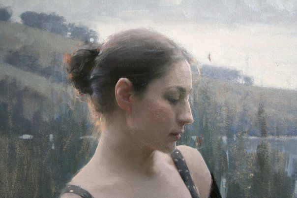 American Realist Figurative Painter-