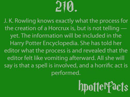 potter facts #210