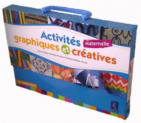 Activités graphiques et créatives
