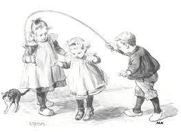 touwtje-springen: Corn Jets, Jeux D Enfant, Touwtj Springen, Sien Springen, Ot En Sien Plaatj, Jeu Denfant, En Kaarten, Mooie Plaatj, Sien Kruidenierswinkel
