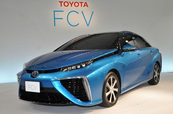 Toyota Mirai Range