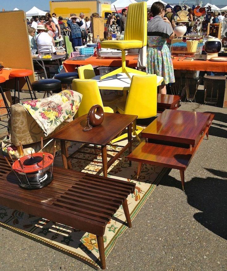 Alameda Point Antiques Faire Vintage Retro Furniture