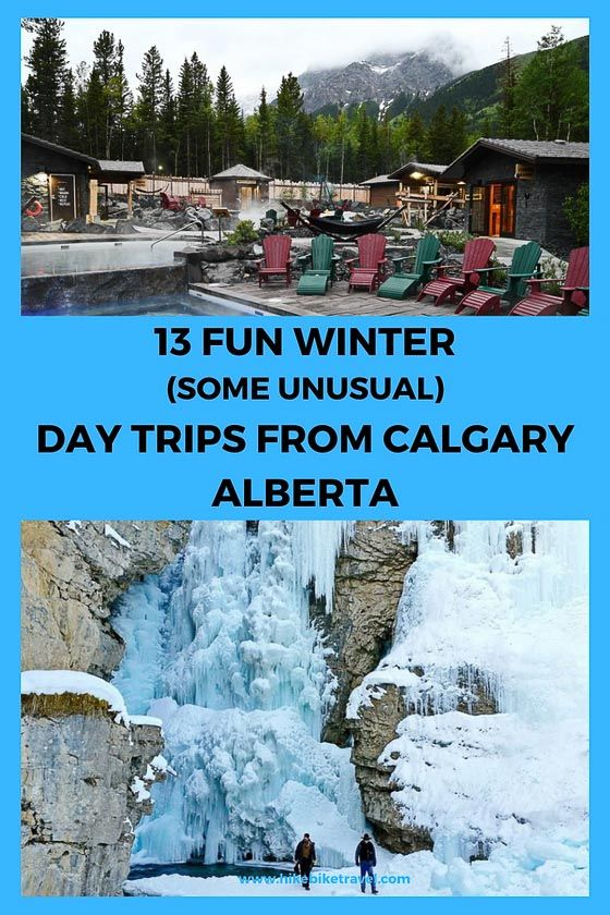Day Trips from Calgary