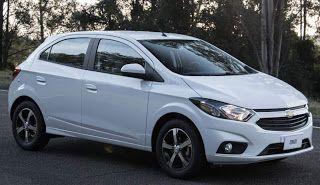 BmotorWeb: Chevrolet Onix e Prisma 2017 (Tabela de preços)