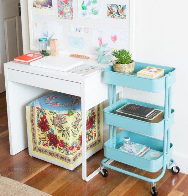 RÅSKOG Kitchen Cart Or Your Home Office's New Best Friend