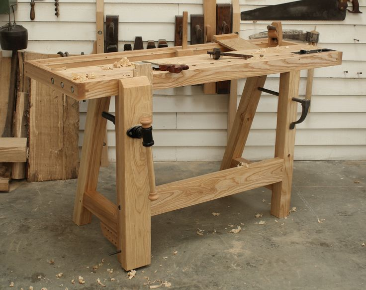 Best Workbenches Images On Pinterest Woodworking Bench