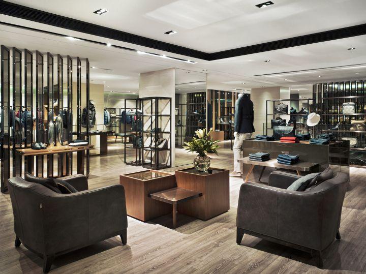 Dikeni Flagship Store In Yingkou By Stefano Tordiglione Design Retail InteriorWindow
