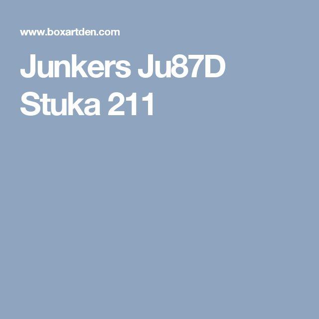 Junkers Ju87D Stuka 211