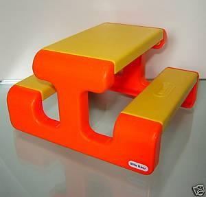 picnic table Had this