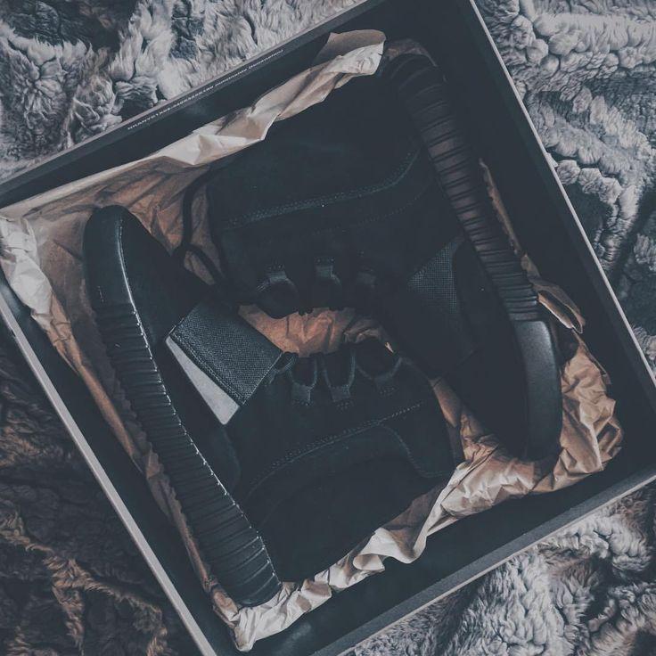 "adidas Originals Yeezy Boost 750 ""Triple Black""                                                                                                                                                     More"