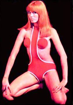 Amanda Lear, 1967