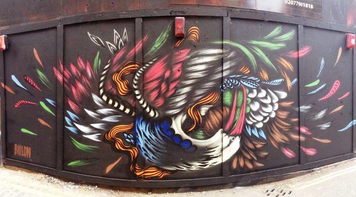 MATEUS BAILON  http://www.widewalls.ch/artist/mateus-bailon/  #streetart #urbanart #graffiti