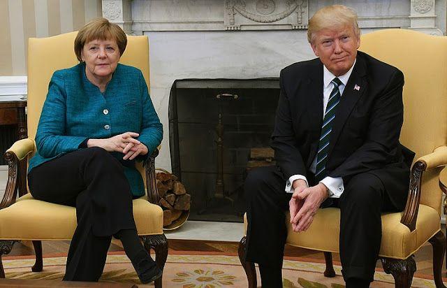 Το Κουτσαβάκι: Ο Trump  δεν έχει ξεπεράσει τις διαφορές με την Μέ...