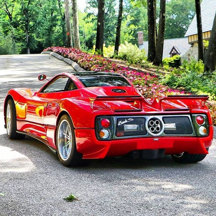 Exotic The 10 Most Expensive Cars In The World Updated: 1000+ Ideas About Pagani Zonda On Pinterest