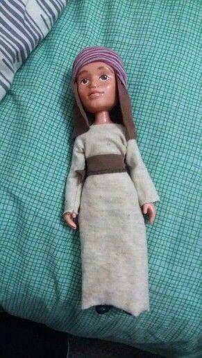 Muñeco Bíblico