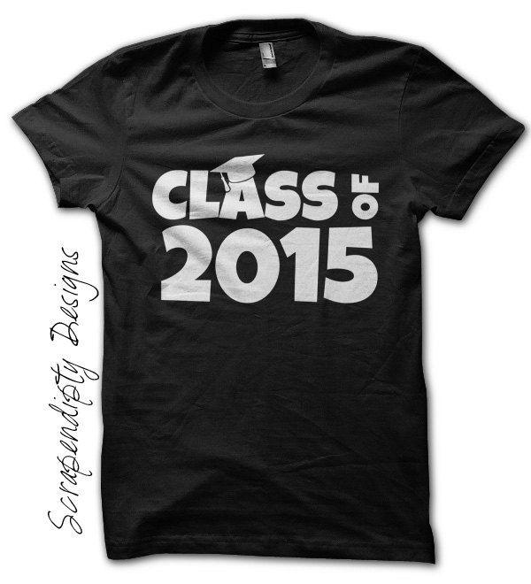 Class Of 2016 Shirt High School Graduation Shirt Kids