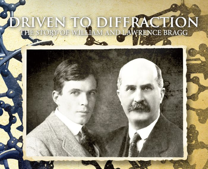 Driven to diffraction website header