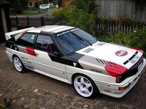 Audi Ur Quattro Replica For Sale 1985 Quattro