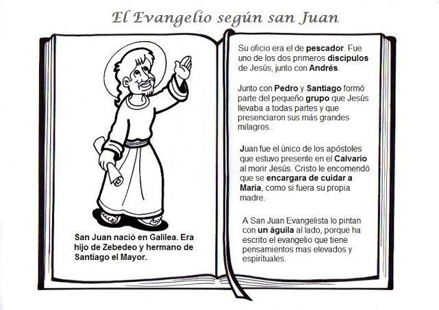 Resultado De Imagen Para Evangelios Sinopticos Para Niños Evangelio Evangelio Catolico Catequesis