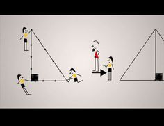Cet épisode de la série Petits contes mathématiques présente le théorème de Phytagore. Sans le théorème de Pythagore, il n'y aurait pas d'angles droits, donc pas de maison qui se tiendrait bien droite, au carré, tout serait de travers... et bien d'autres choses encore.