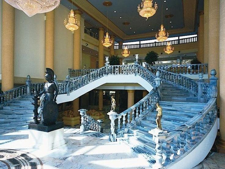 Hotel Palas Pineda in Taragona Spain! Great resort along the Mediterranean Sea!