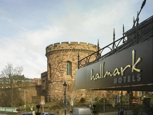 Carlisle Hallmark Hotel Carlisle United Kingdom, Europe Set in a prime location of Carlisle, Hallmark Hotel Carlisle puts everything the city has to offer just outside your doorstep. Both business travelers and tourists can enjoy the hotel's facilities and services. Take advantage of the hotel's free Wi-Fi in all rooms, fax machine, photocopying, taxi service, ticket service. Television LCD/plasma screen, internet access – wireless (complimentary), non smoking rooms, heating, ...