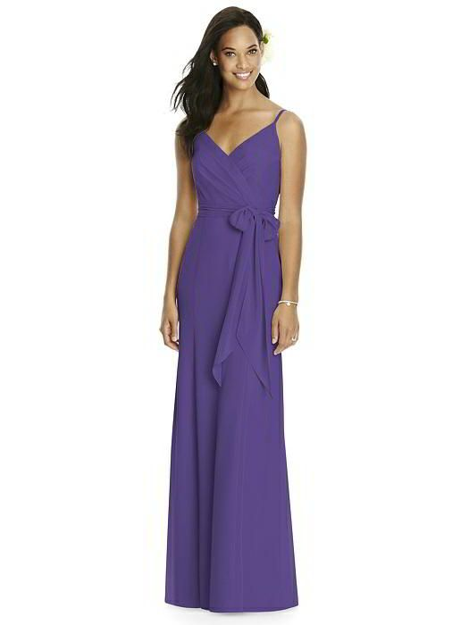 Social Bridesmaids Style 8181 in Pantone's Color of the Year Ultra Violet