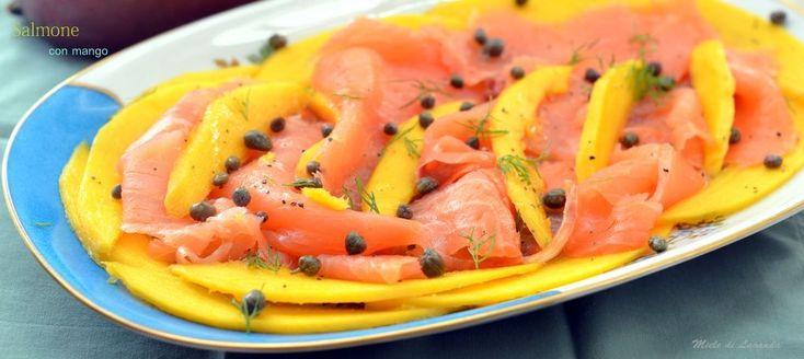"""La ricetta del Salmone con mango non nasce proprio per caso, mi è capitato infatti qualche giorno fa si sfogliare una rivista (stranamente non di cucina) e una ricetta proposta era proprio """"salmone con …"""" ecco direte voi, """"con.."""" cosa? Appunto! questo non me lo ricordo, ma di sicuro era un frutto e così avendo […]"""