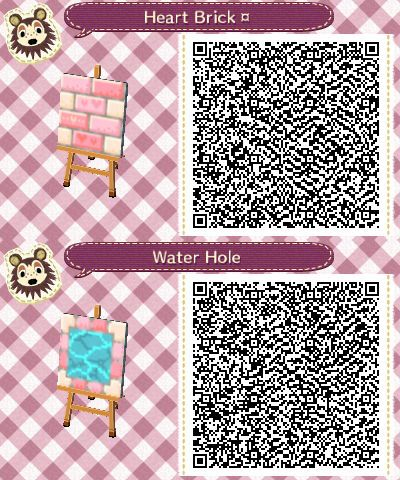 86 best images about animal crossing qr paths on for Floor qr codes new leaf