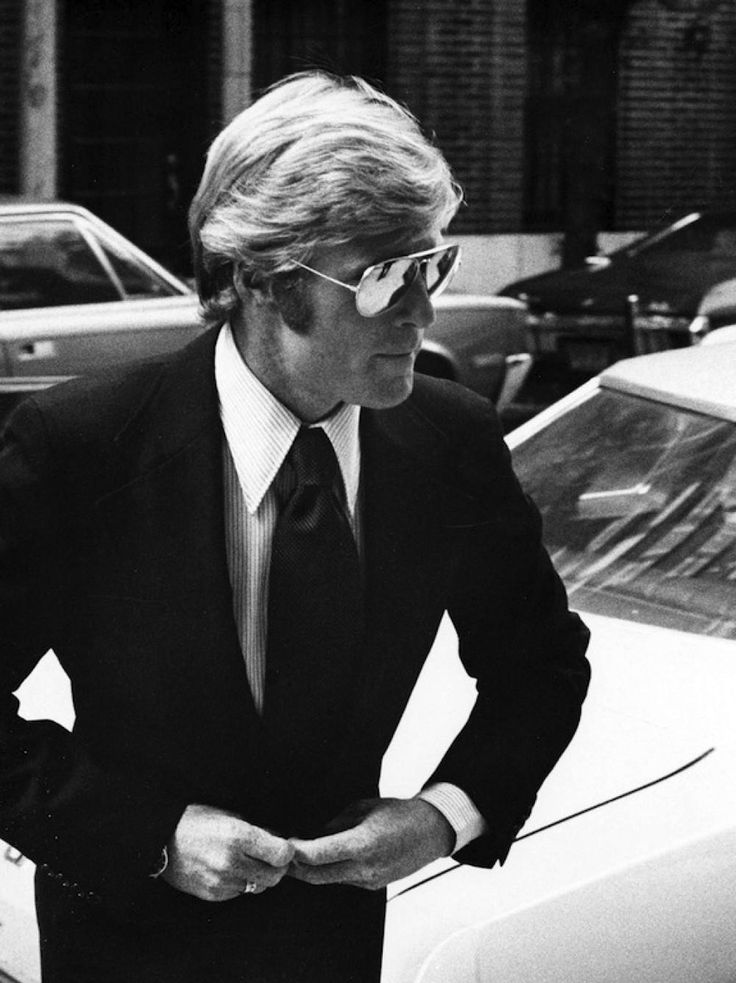 The Visual Vamp — voxsart:   The Fabulous 70s. Robert Redford, 1974.