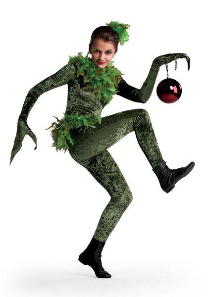 H326 - Grinch, Christmas wonderland, Christmas show