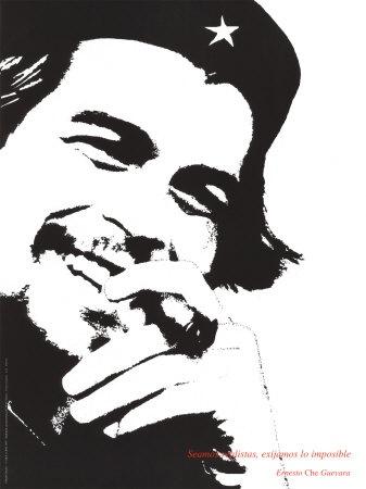 """""""Non seulement je ne suis pas modéré, mais j'essaierai de ne jamais l'être.""""  • ERNESTO CHE GUEVARA, Second voyage à travers l'Amérique latine 1953-1956 • 1928-1967"""