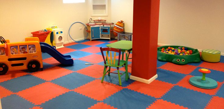 21 best images about basement flooring ideas on pinterest Playroom flooring ideas