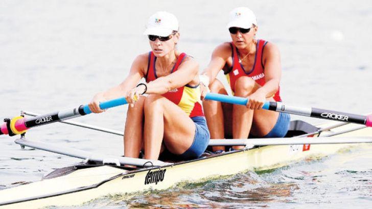 #london2012  JOCURILE OLIMPICE LONDRA 2012: La Canotaj Romania a ratat podiumul! Georgeta Andrunache si Viorica Susanu, locul 5 in proba de dublu rame
