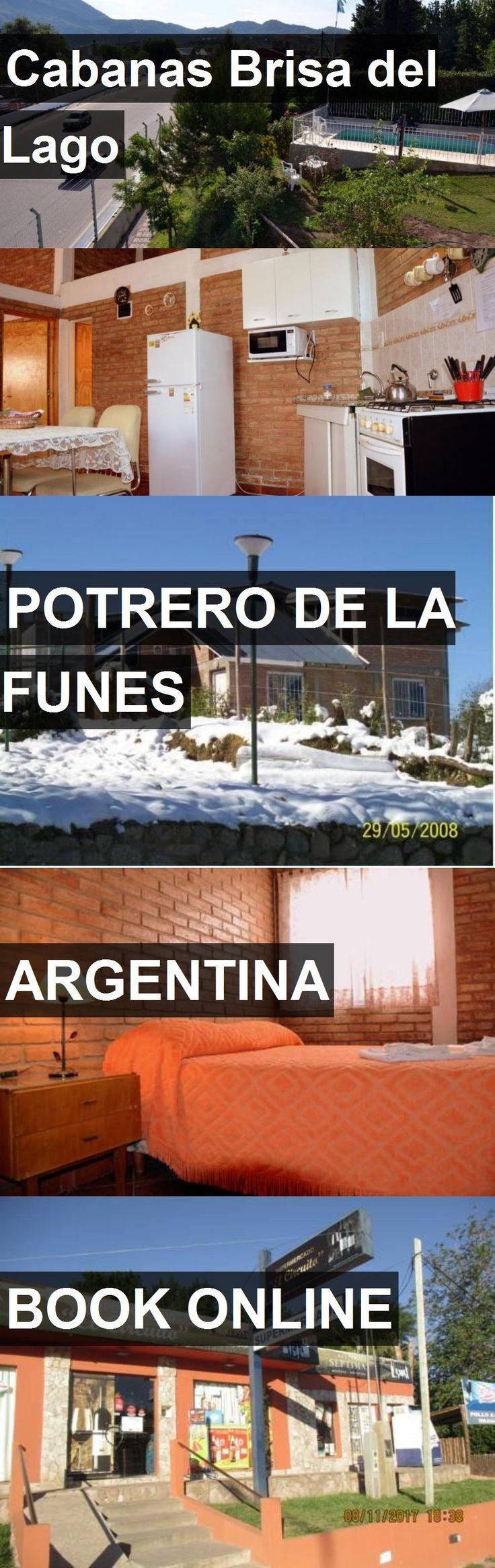 Hotel Cabanas Brisa del Lago in Potrero de la Funes, Argentina. For more information, photos, reviews and best prices please follow the link. #Argentina #PotrerodelaFunes #CabanasBrisadelLago #hotel #travel #vacation